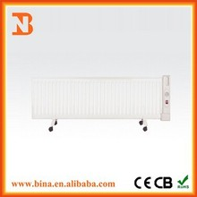 Freestanding or wall mounted oil filled radiators