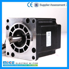 1.8 degree 4 leads DC power servo motor for CNC milling machine