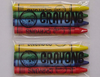 Bulk 4 Pack Wax Crayon For