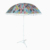 Weideng 2017 outdoor tilt UV protection tassel lace beach umbrella