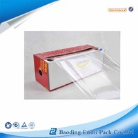 High quality industrial transparent pe pvc stretch film for packing