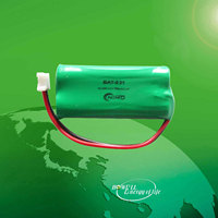 Ni-mh 2.4v 850mah AAA Rechargeable Battery Pack