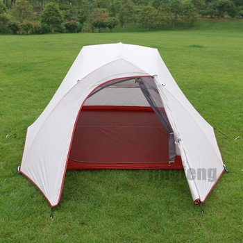 20D nylon silicon coated camping outdoor tent