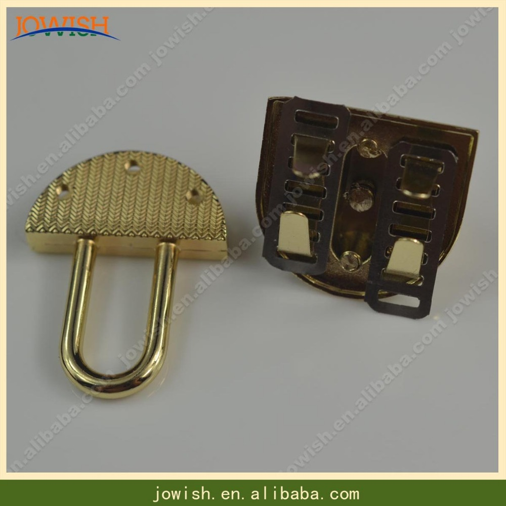 High Grade Luggage hardware accessories Bag Parts lock bag chain