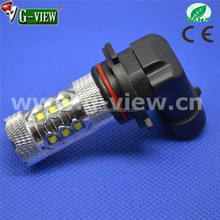led car light on hot sale New, High lume H8 H11 9005/4 H 3 CREES 80W car fog light for all cars