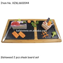 Professional fish steak board