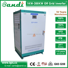 40kva 3 phase low frequency off grid inverter