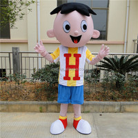 China OEM factory supplied cartoon caillou mascot costumes for sale