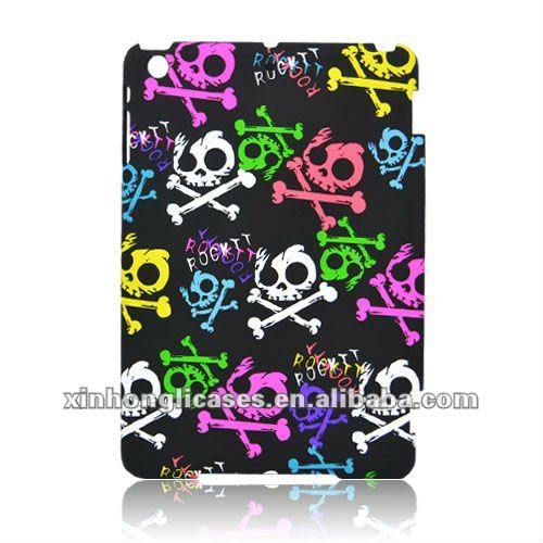 For ipad mini pc cover;hard pc case;for ipad mini