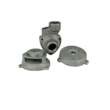 China OEM CNC machining cast grey iron forging product