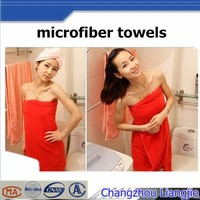 microfiber towel with sex women and animal