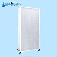 2017 new design home ionized portable air purifier hepa filter air cleaner