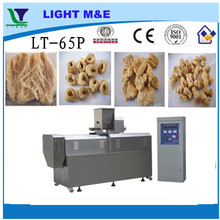 Textured Soya Protein Food/vegetarian Soya Meat/soya Nugget Machine
