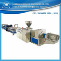 CE certification plastic pvc trunking making machine
