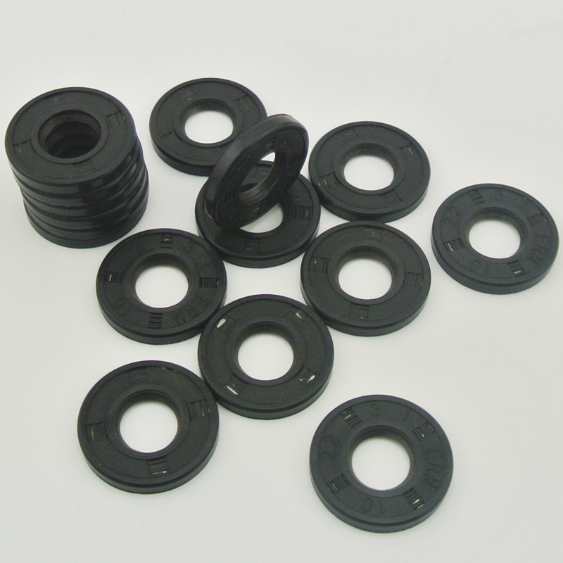 PTFE Lip Rotary Shaft Seal Industrial Small Mixer Grinder Winding Seal