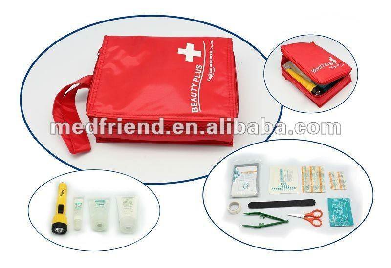 MF2903 Cheap First Aid Kit/ Emergency Bag