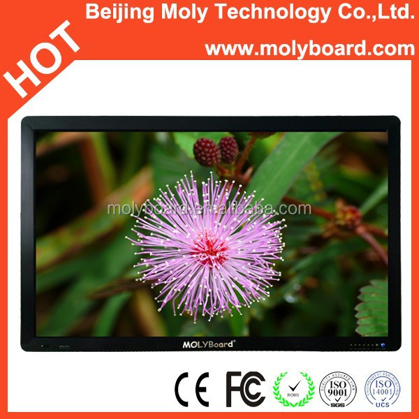 "Trusted Brand MolyTouch 65"" touch screen lcd led tv"