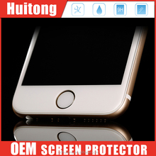 Factory supply & free sample japan tempered glass screen protector nippa AB glue for Huawei Ascend P6