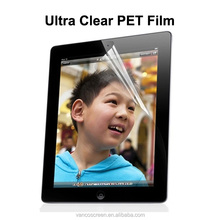 High Clear PET Screen Protector Film for iPad mini 4