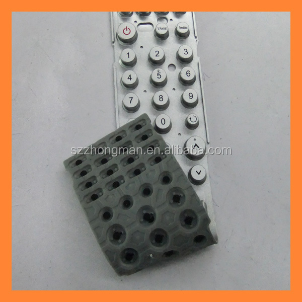 silicone industrial keyboard with touchpad