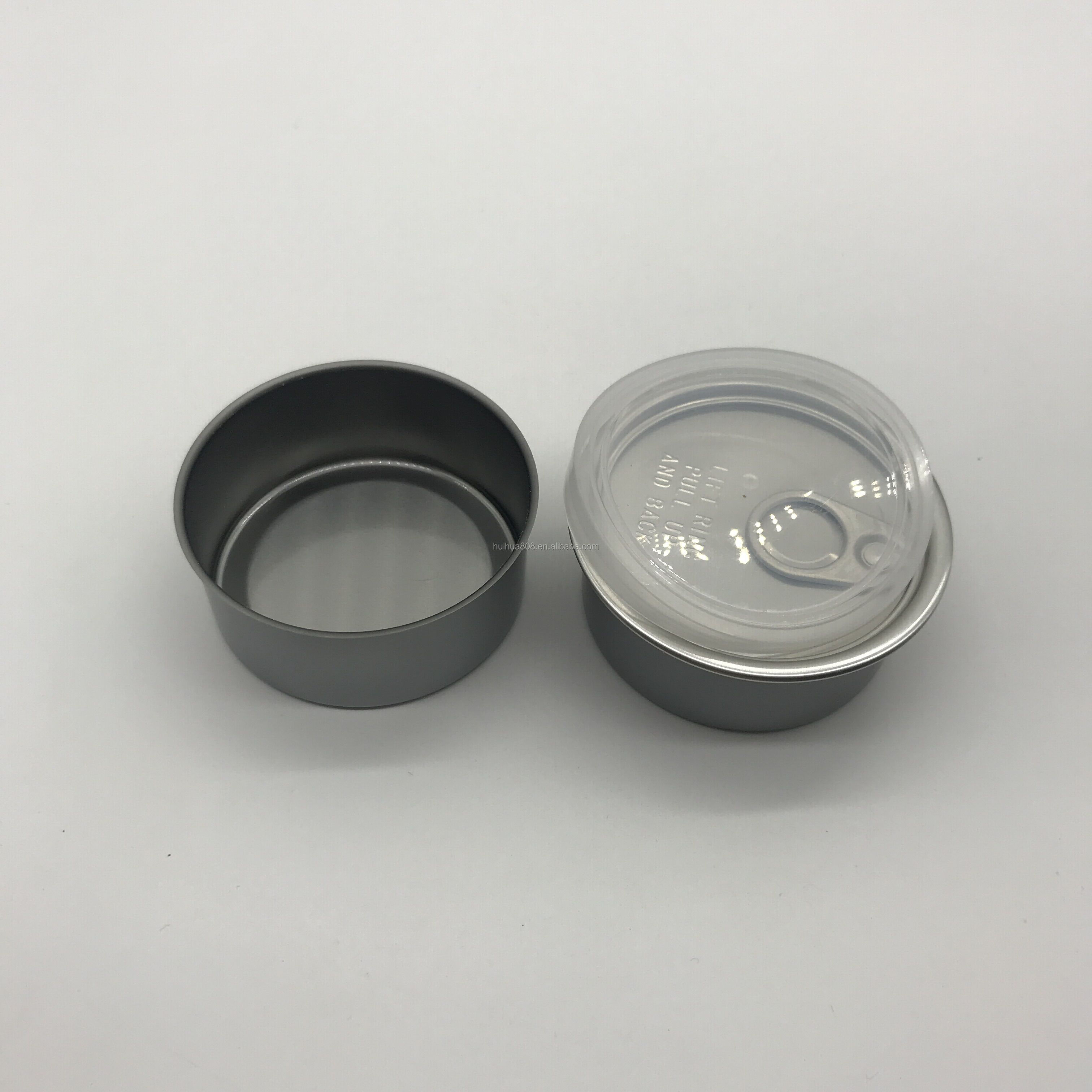 mini food packing food cansfood metal cans