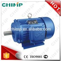 CHIMP Y series 0.55kW 6poles three-phase cast iron casing asynchronous AC electric motor
