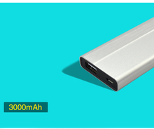 China Supplier Lithium 18650 Battery Cell Blue Mobile Travel Charger Power Bank