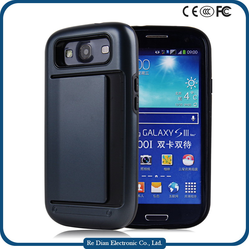 Good Quality Most Popular Universal Phone Case Shell for Samsung Galaxy S3 i9300