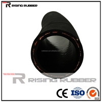 High Pressure Black Rubber Hose for Air/Water Industrial Hose