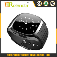 M26 Bluetooth Smart Watch luxury wristwatch smartwatch with Dial SMS Remind Pedometer for Android Samsung phone