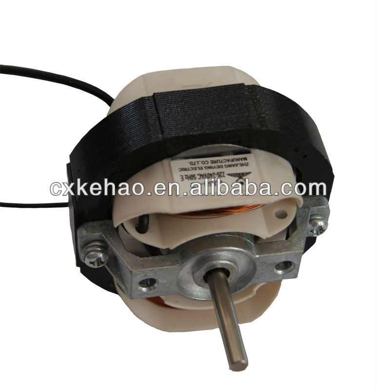 YJ 58 Shaded Pole Motor for Cooling Fan