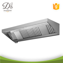 Professional commercial Stainless Steel kitchen equipment range hood