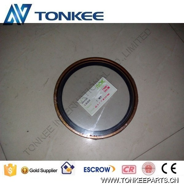 BW4526E oil seal BW4526 floating seal for excavator
