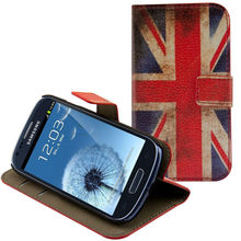 Fashionable UK Flag Case for Samsung Galaxy S3 SIII Mini i8190
