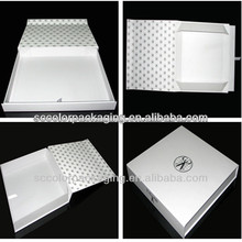 Snack box, bread boxes, white food packaging