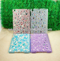 "Full Bling crystal rhinestone Hard Back Case for Apple iPad Mini 7""tablet"
