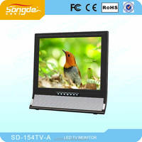Wholesale price new model 12v color crt tv in GuangZhou