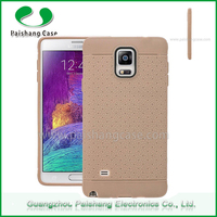 Anti gravity phone case soft tpu leather case for samsung galaxy note 4