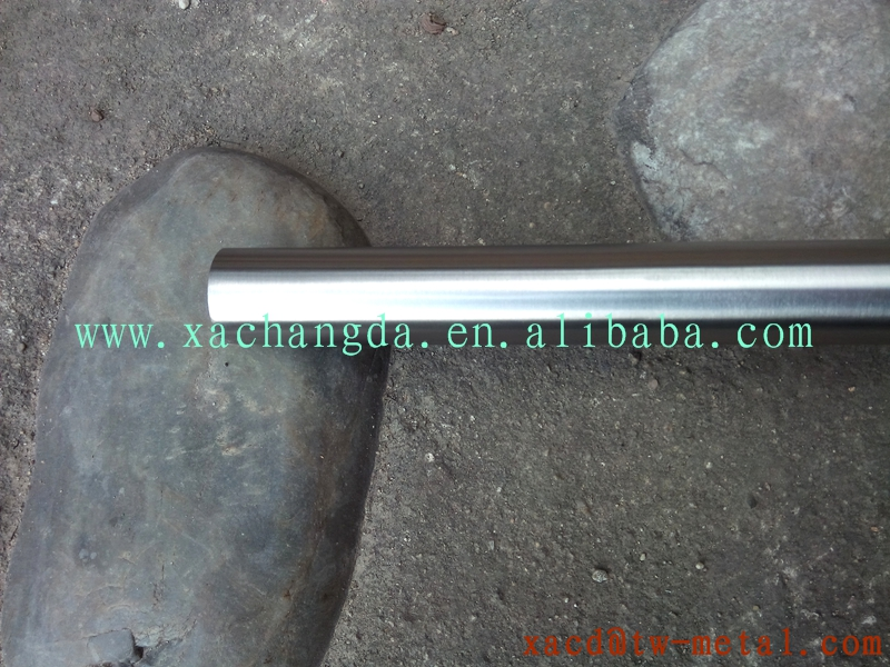 titanium bike flat handle bar with handing brush finished custom titanium flat bicycle handlebar