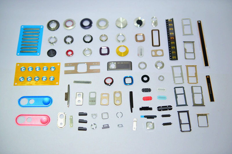 chinese custom metal mobile phone accessories