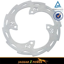 High Quality Blanchard Grinding Off-road Motocross MX ATV Rear Brake Disc Rotor