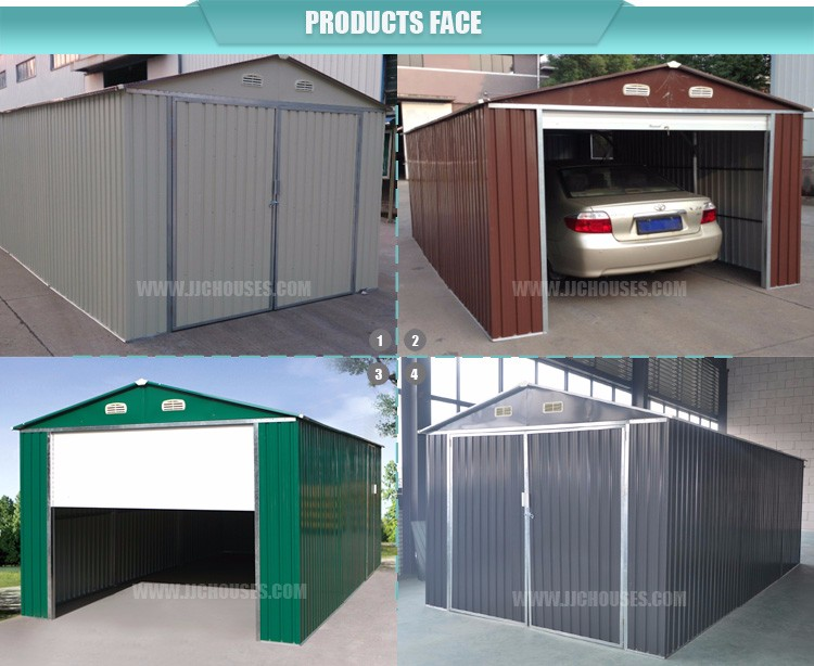 carport garage - portable car shed steel carport