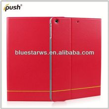 2014 promotion case for ipad air mobile phone case for ipad air leather case