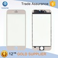 Repair kits Outer Screen Bezel Frame for iphone 6s glass replacment with frame