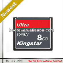 Ultra CF card 8GB Kingstar brand