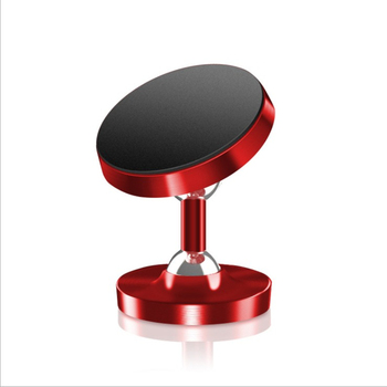 Lowest price lazy phone holder Night light aluminum alloy strong magnetic phone holder navigation mobile phone holder