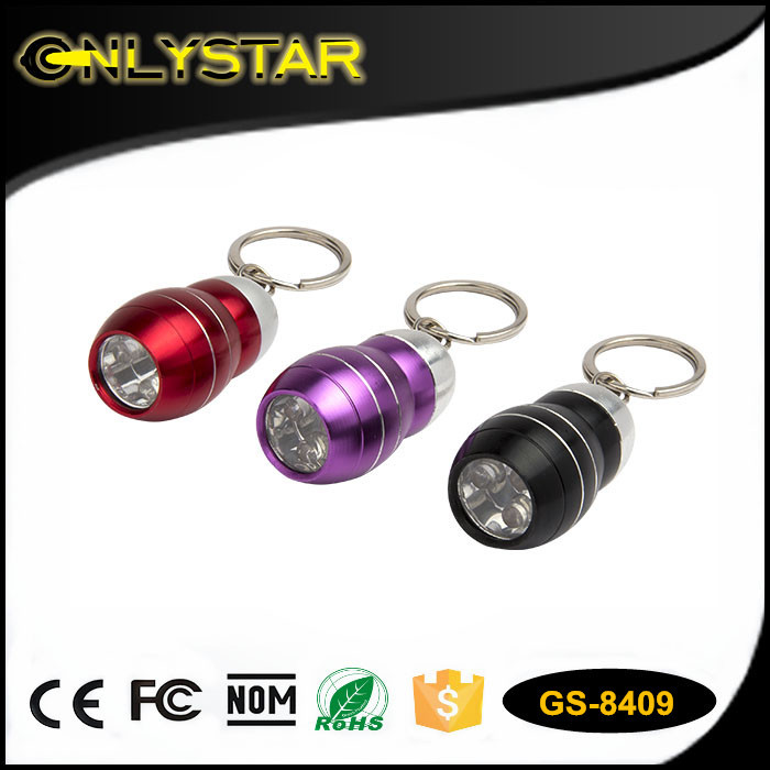 Manufacture custom brand keyrings for men