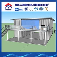 modified container carport