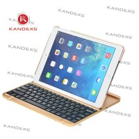 2014 Best selling Cover Case with Swivel Rotary Stand Bluetooth Wireless Keyboard shockproof tablet case for 10.1 inch