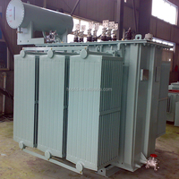 Large Projection Power Distribution High Capacity 5 MVA Transformer